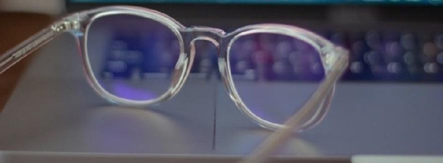 Blaulichtfilter-Brillen